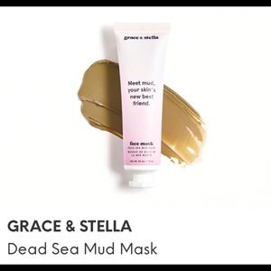 NEW ... GRACE & STELLA Dead Sea Mud Mask ☠️